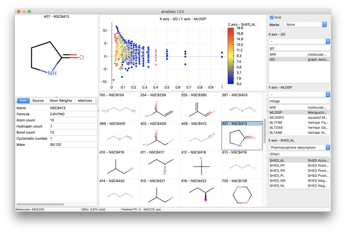 Mac OS X Applications A-C | Macs in Chemistry
