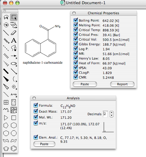 Portable Chemdraw