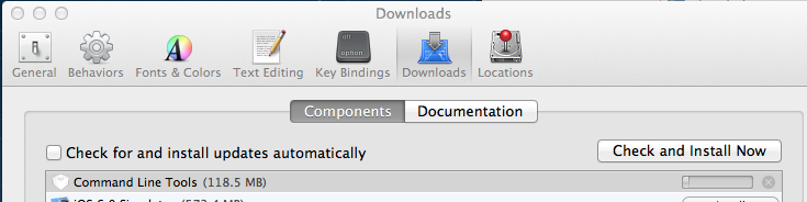 Installing Decoy Finder under Mac OS X | Macs in Chemistry